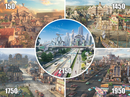 Forge of Empires Build your city Apk 1