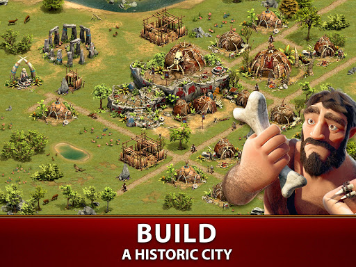 Forge of Empires Build your city Apk 2