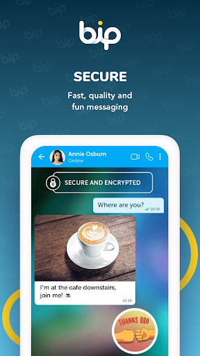 BiP Messaging Voice and Video Calling Apk 1