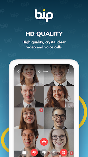 BiP Messaging Voice and Video Calling Apk 2