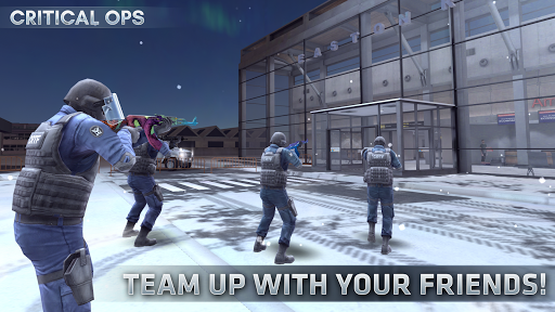 Critical Ops Online Multiplayer FPS Shooting Game Apk 1