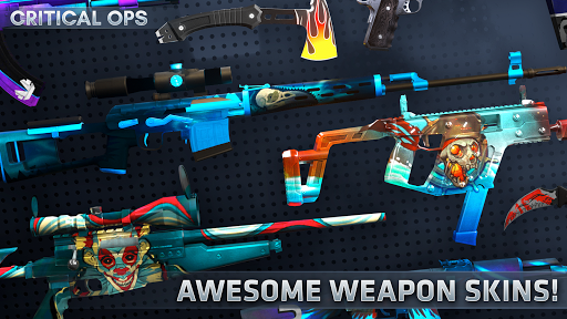 Critical Ops Online Multiplayer FPS Shooting Game Apk 2